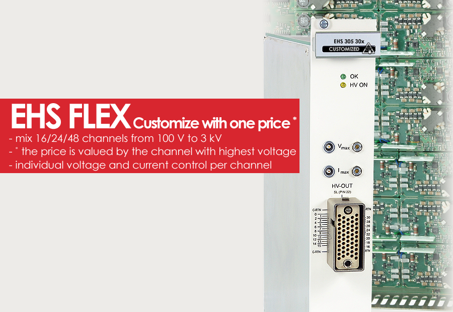 EHS FLEX - Customize and keep the price