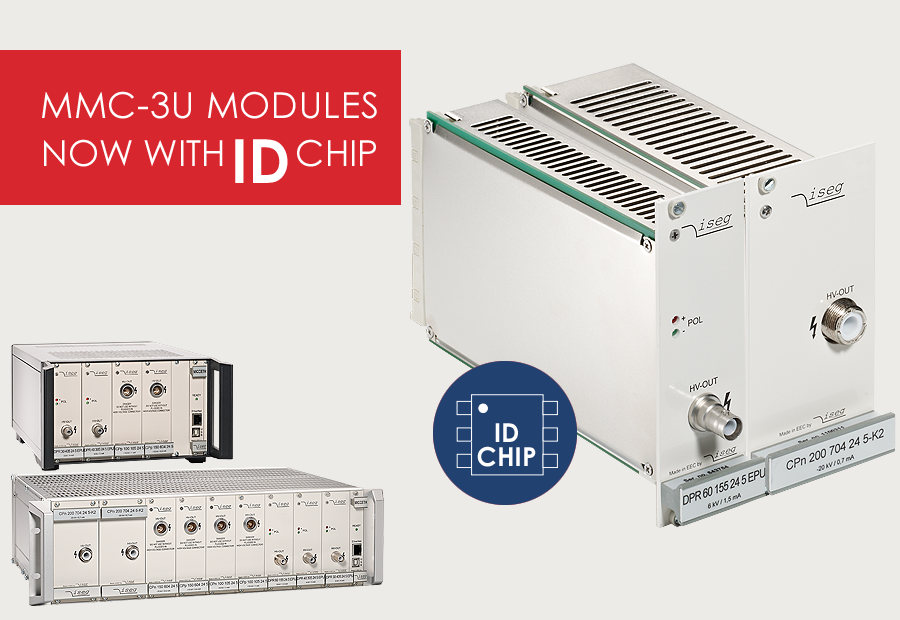 ID chip for 3U version MMC