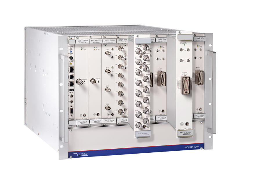 Multichannel High voltage power supply systems