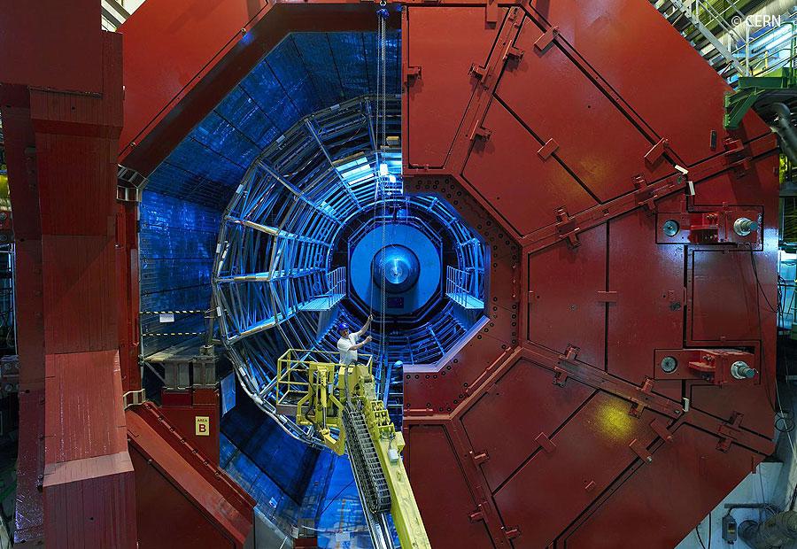 CERN ALICE experiment