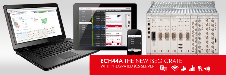 ECH 44a with integrated iCS server